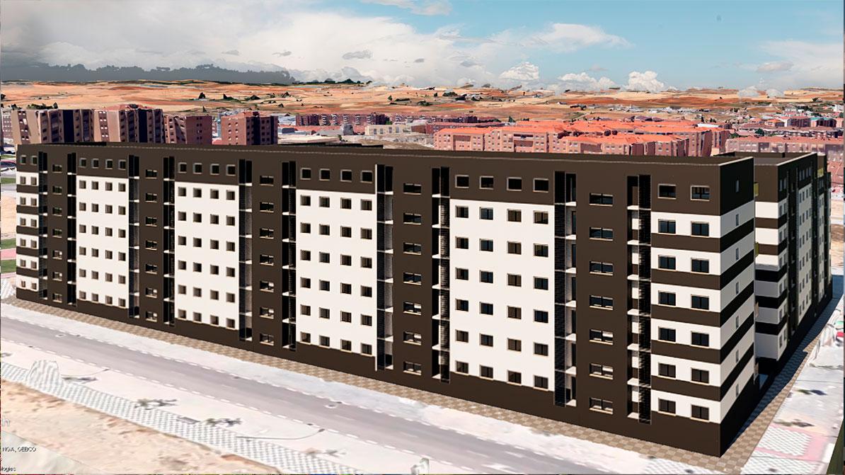 imagen Sol Natura residencial Cuenca